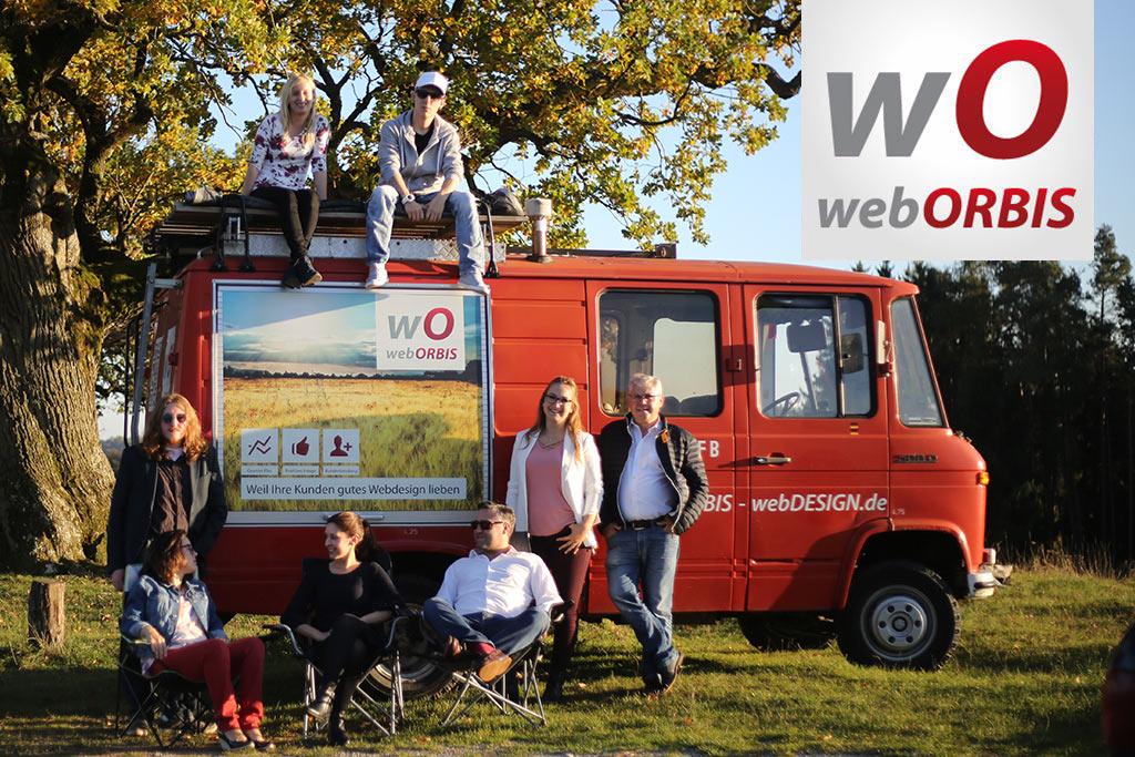 WebORBIS Gratuliert Zur Neuen Webseite!