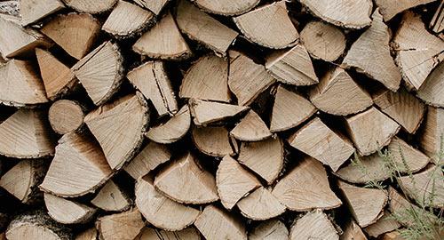 Brennholz: Hartholz