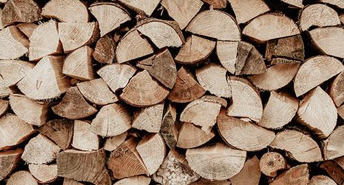 Brennholz: Weichholz - Brennholz Lieferorte